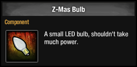 Z-Mas Bulb