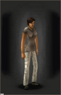 Arctic Fatigues - equipped female