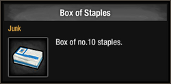 Box Of Staplers