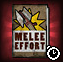 Melee Effort