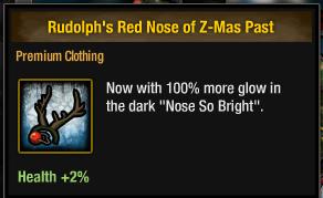 Tlsdz rudolph's red nose of z-mas past