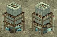 Water Storage Level 6