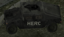 HERC Humvee