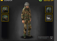 Woodland Fatigues Survivor