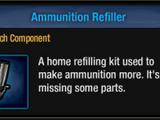 Ammunition Refiller