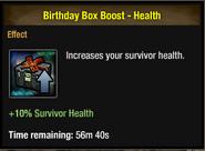 Tlsdz birthday box boost - health