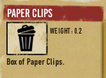 Tlsuc paper clips