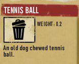 Tlsuc tennis ball