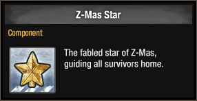 Z-Mas Star 2017