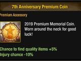 7th Anniversary Premium Coin