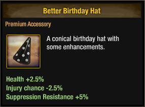 Better Birthday Hat
