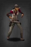 Tonfa blade survivor