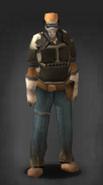 Assault mask alpine