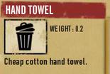 Tlsuc hand towel