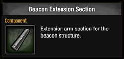 Beacon Extension Section