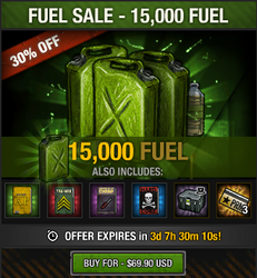 Tlsdz august-september 2015 fuel sale 15000 fuel