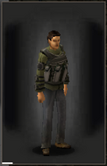 HERC - Combat Top equipped male