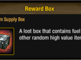 Reward Box