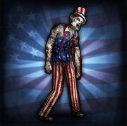 Zombie unclesam dz