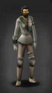 Assault mask khaki