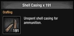 Shell Casing