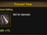 Princess' Peak