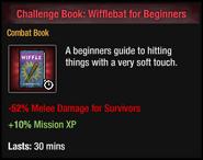 Wifflebat for Beginners
