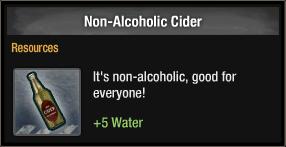 Non-Alcoholic Cider 2017