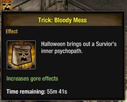 Tlsdz bloody mess trick