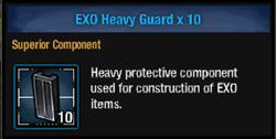 Exo guard