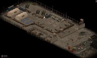 Military base B