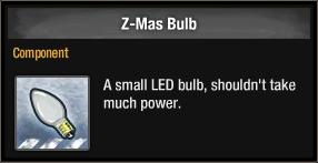 Z-Mas Bulb 2017