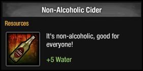 Non-Alcoholic Cider