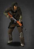 Survivor with SVD
