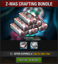 Tlsdz z-mas crafting bundle