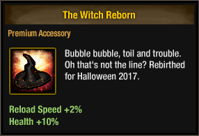 The Witch Reborn