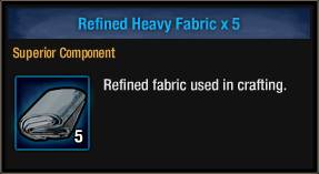 Refined Heavy Fabric
