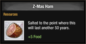 Z-Mas Ham 2018