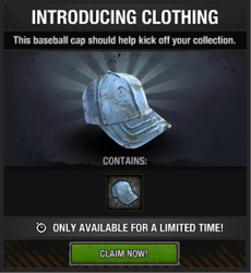 Introducing Clothing Pack