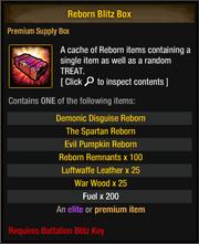 Reborn Blitz Box 2