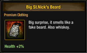 Tlsdz Big St.Nick's Beard
