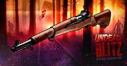 Undead Blitz M1 Garand promotional FB image