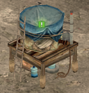 Water Collector Level 3 Full