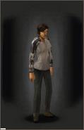 Tactical Camo Shirt - Urban equipped female