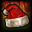 Tlsdz santa's hat