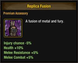 Replica Fusion