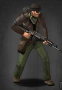 Survivor ak105