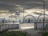 Compound (Raid on Union Island)