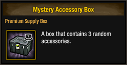 Mystery Accessory Box