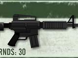 M4A1 (TLS:UC)